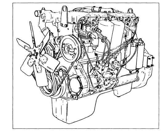 Diesel Combustion Engine