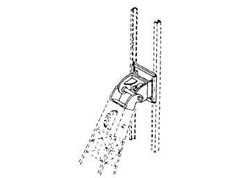 Figure 12 55 Sliding Boom Tip Connector 338