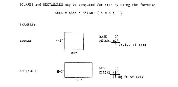 Figure 15 19 area of a triangle - How to calculate square footage of house image ...